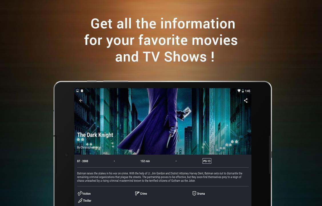 CineTrak Your Movie and TV Show Diary 0.7.64 Screenshot 11