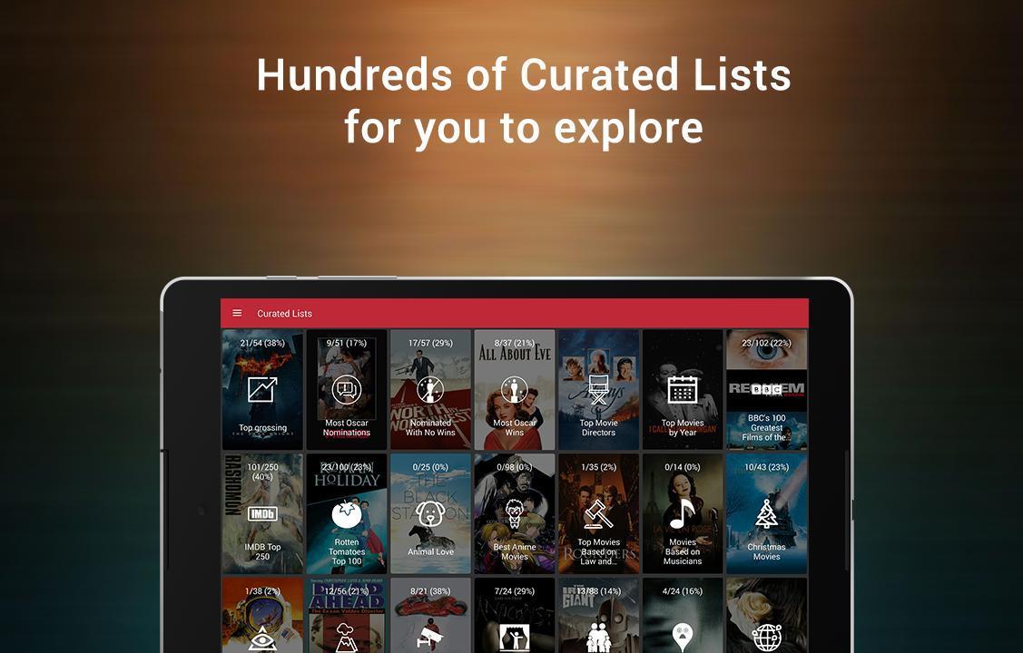 CineTrak Your Movie and TV Show Diary 0.7.64 Screenshot 17