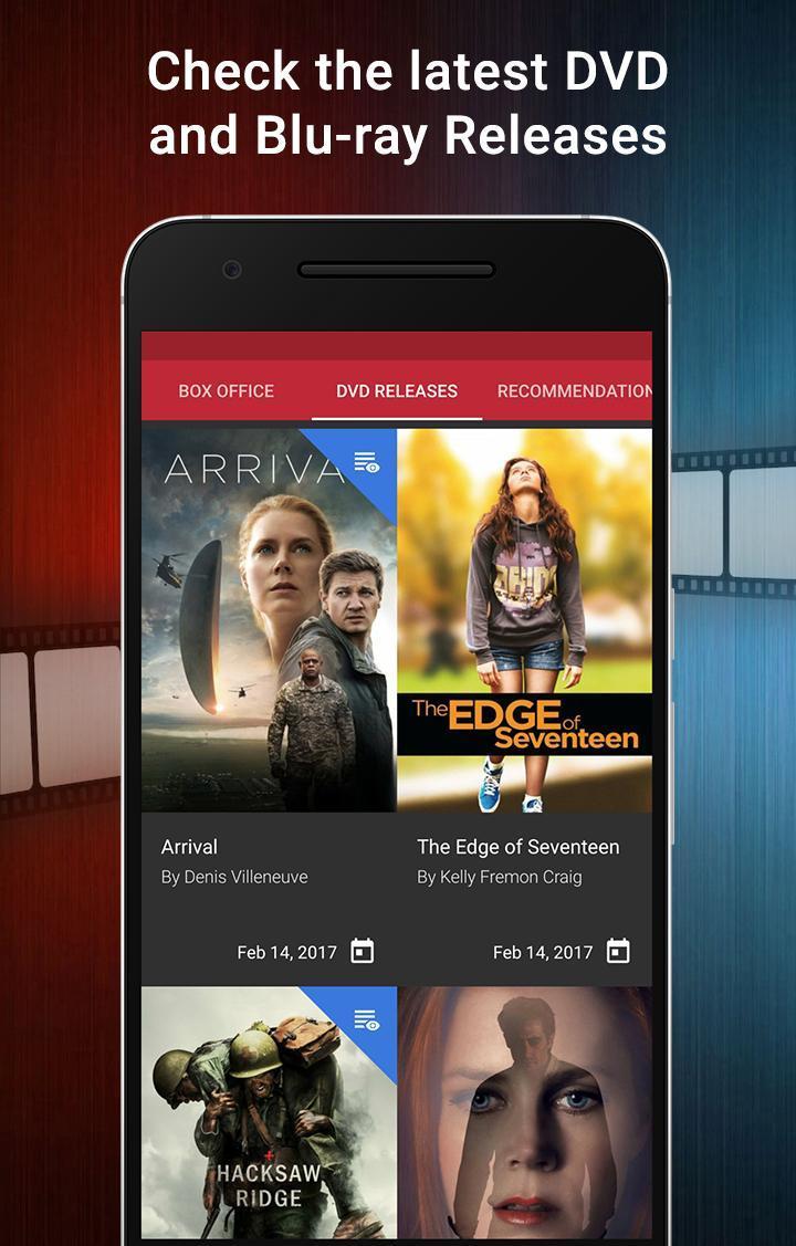 CineTrak Your Movie and TV Show Diary 0.7.64 Screenshot 5