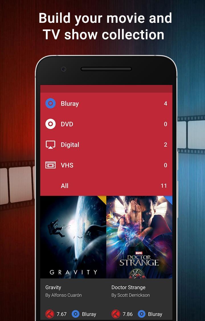 CineTrak Your Movie and TV Show Diary 0.7.64 Screenshot 6