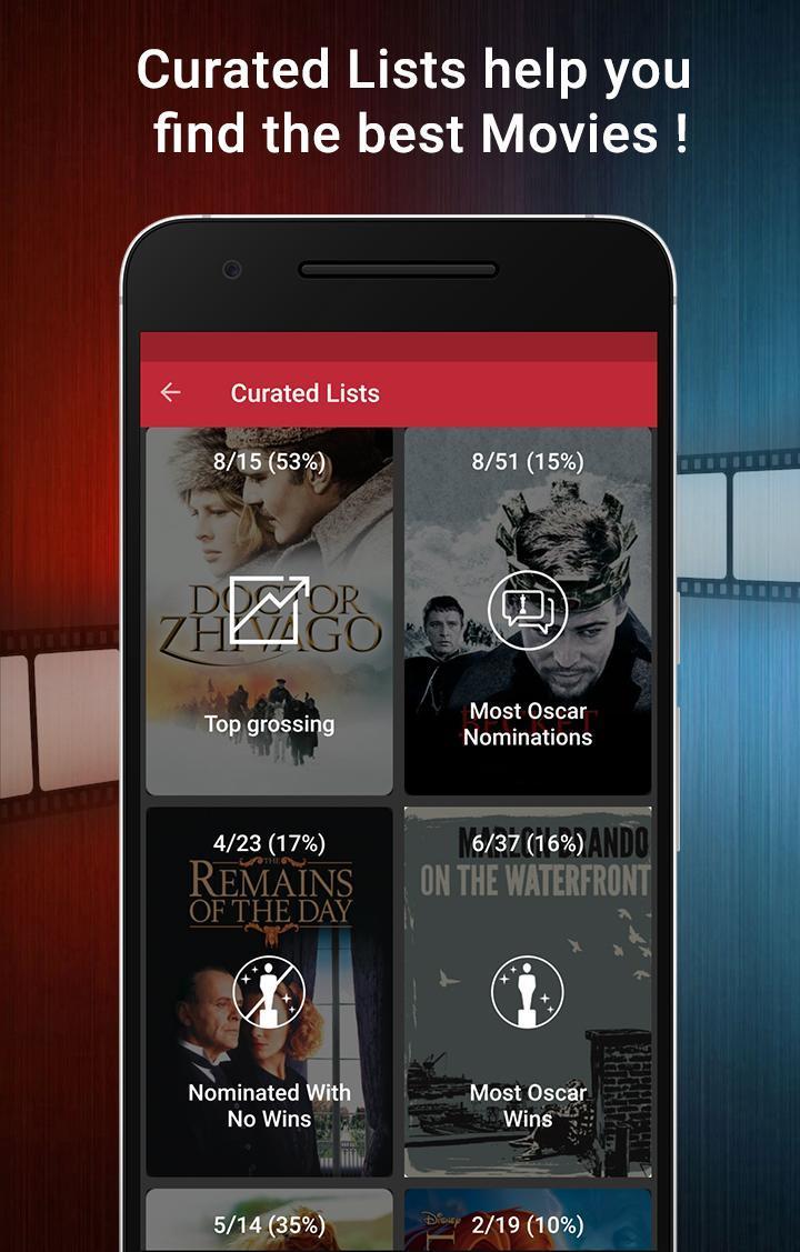 CineTrak Your Movie and TV Show Diary 0.7.64 Screenshot 7