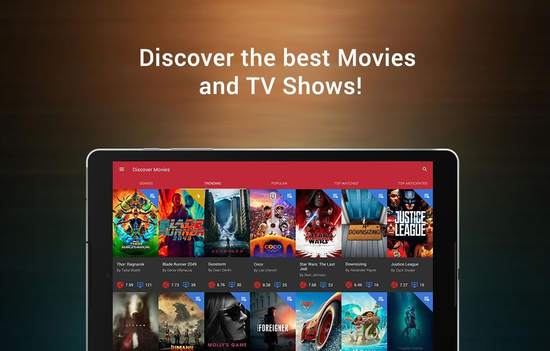 CineTrak Your Movie and TV Show Diary 0.7.64 Screenshot 9
