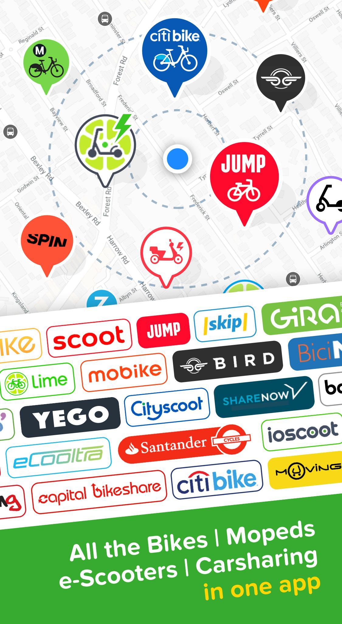 Citymapper the ultimate urban transit app 9.6.1 Screenshot 3