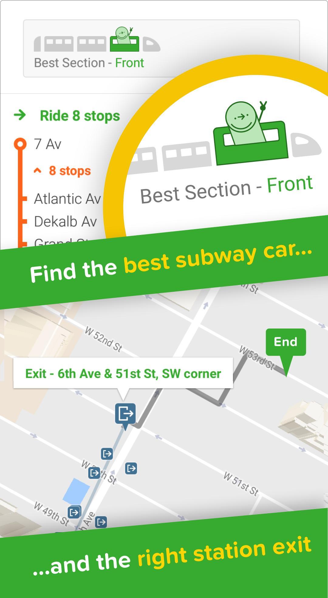 Citymapper the ultimate urban transit app 9.6.1 Screenshot 4