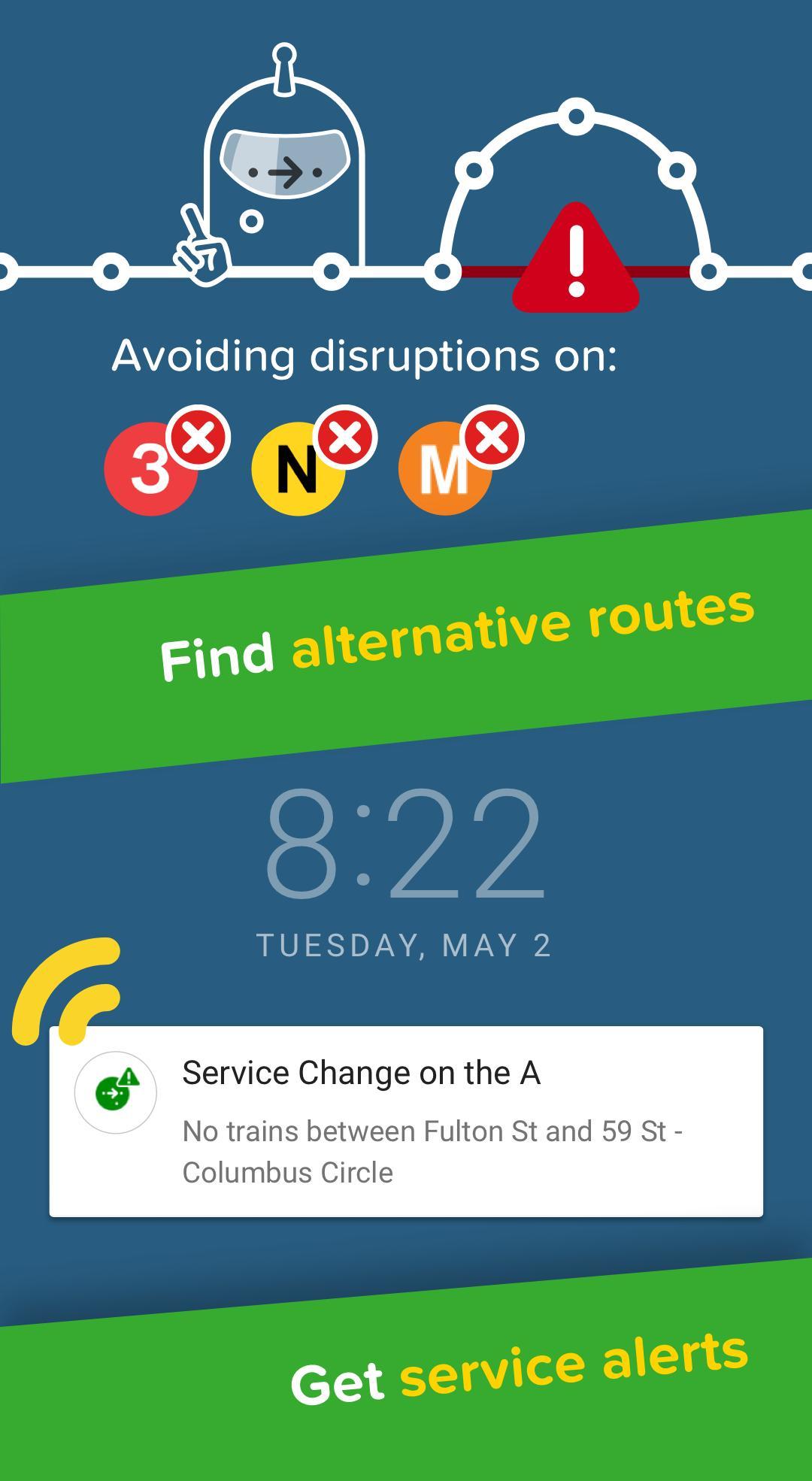 Citymapper the ultimate urban transit app 9.6.1 Screenshot 5