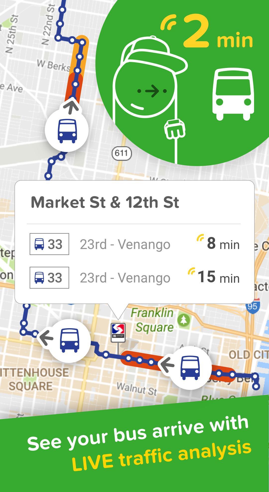 Citymapper the ultimate urban transit app 9.6.1 Screenshot 6