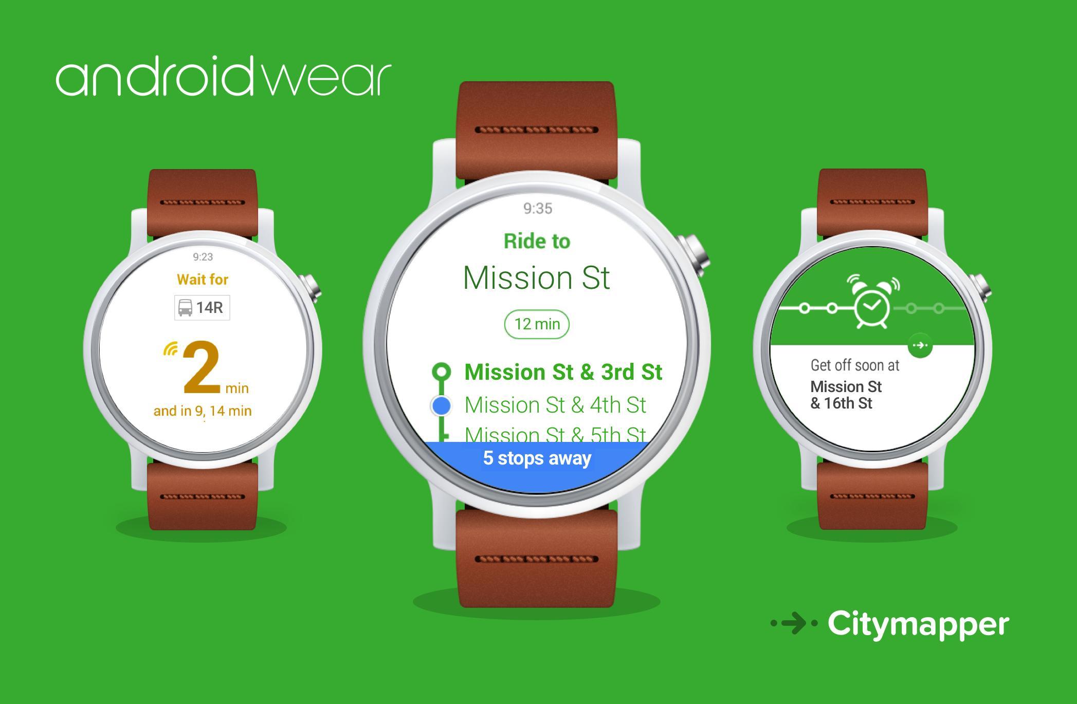 Citymapper the ultimate urban transit app 9.6.1 Screenshot 9