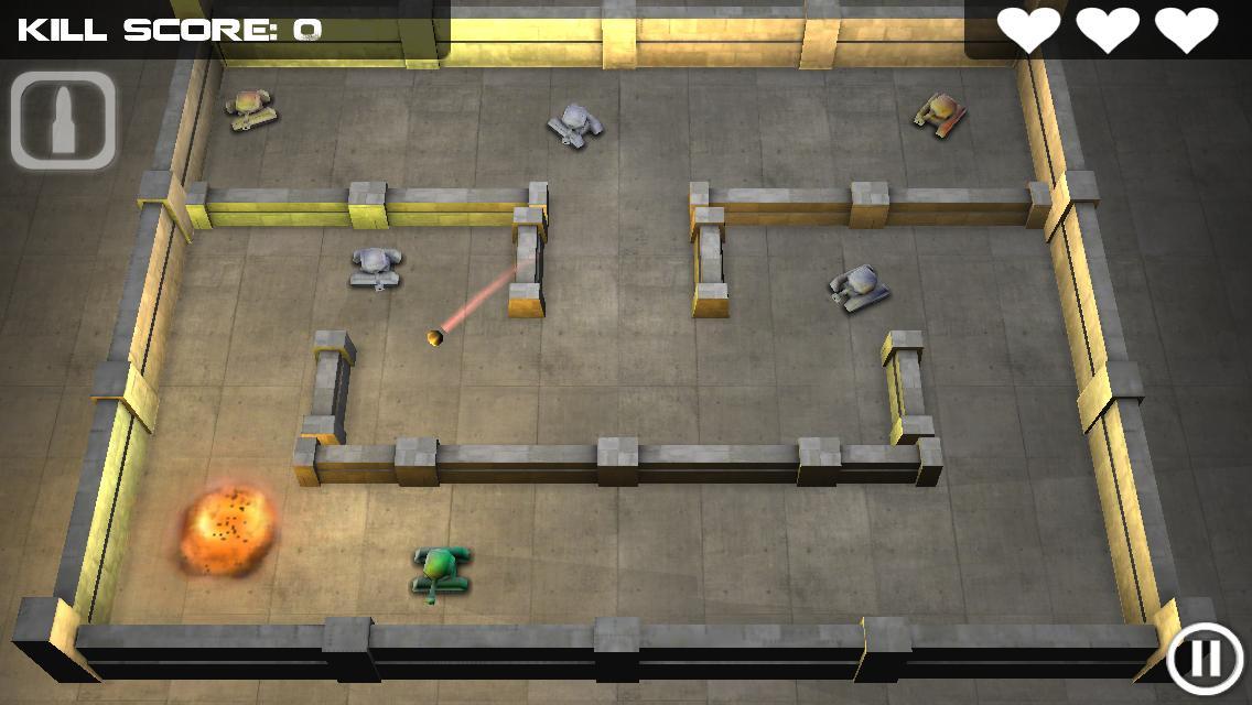 Tank Hero 1.5.13 Screenshot 2