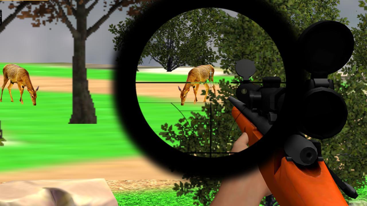 Animal Hunting Games :Safari Hunting Shooting Game 1.00.0000 Screenshot 1