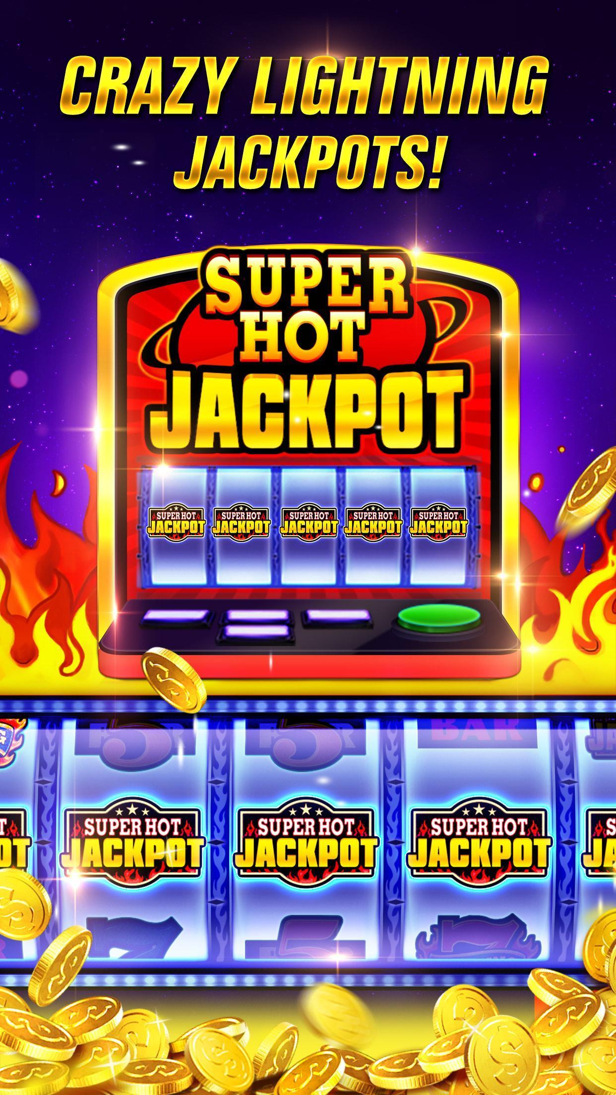 Lucky Draw - 3D Casino Slots 5.0.0 Screenshot 3