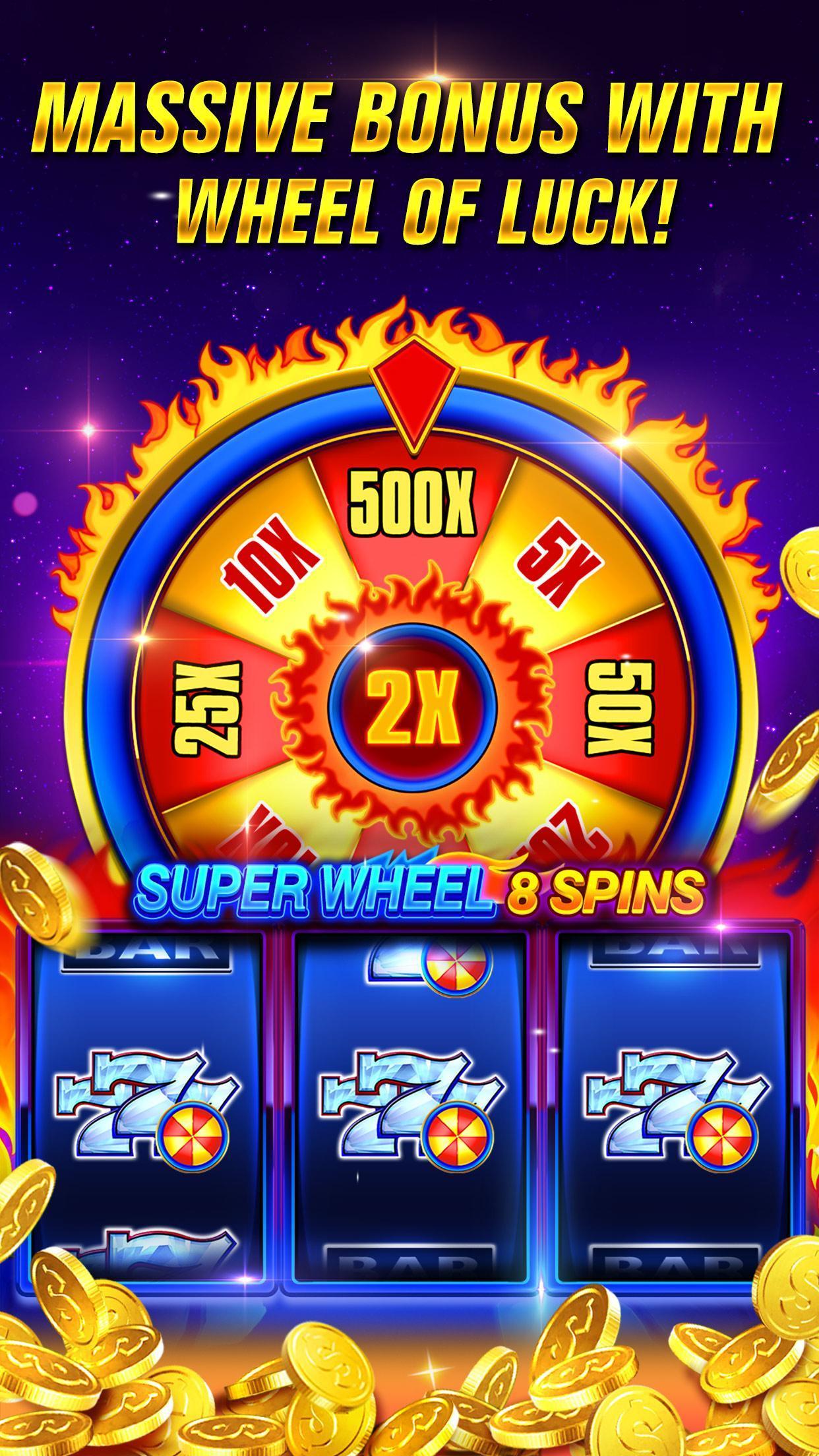 Lucky Draw - 3D Casino Slots 5.0.0 Screenshot 4