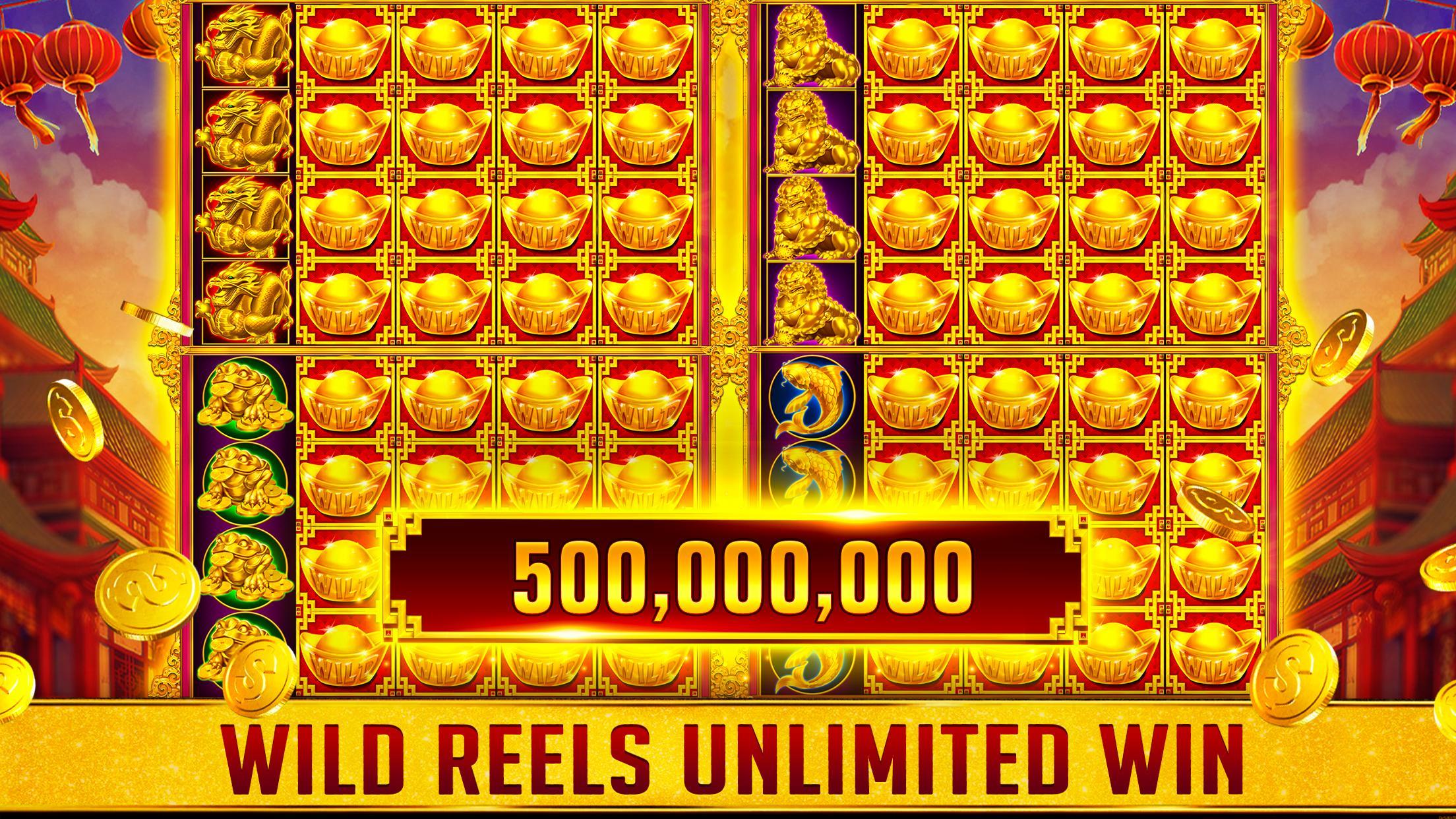 Spin2Win™ Slots - Real Vegas for Senior Slot Fan 3.1.2 Screenshot 1