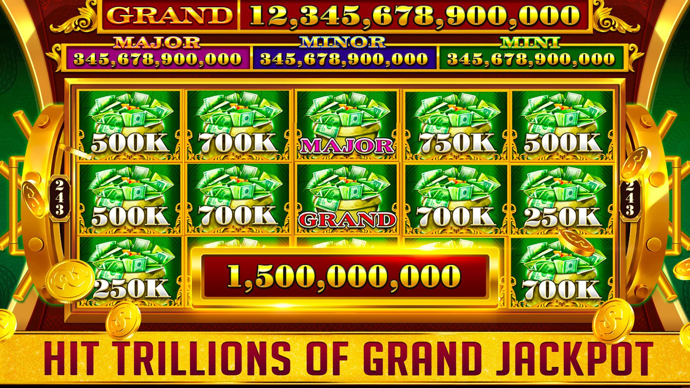 Spin2Win™ Slots - Real Vegas for Senior Slot Fan 3.1.2 Screenshot 2