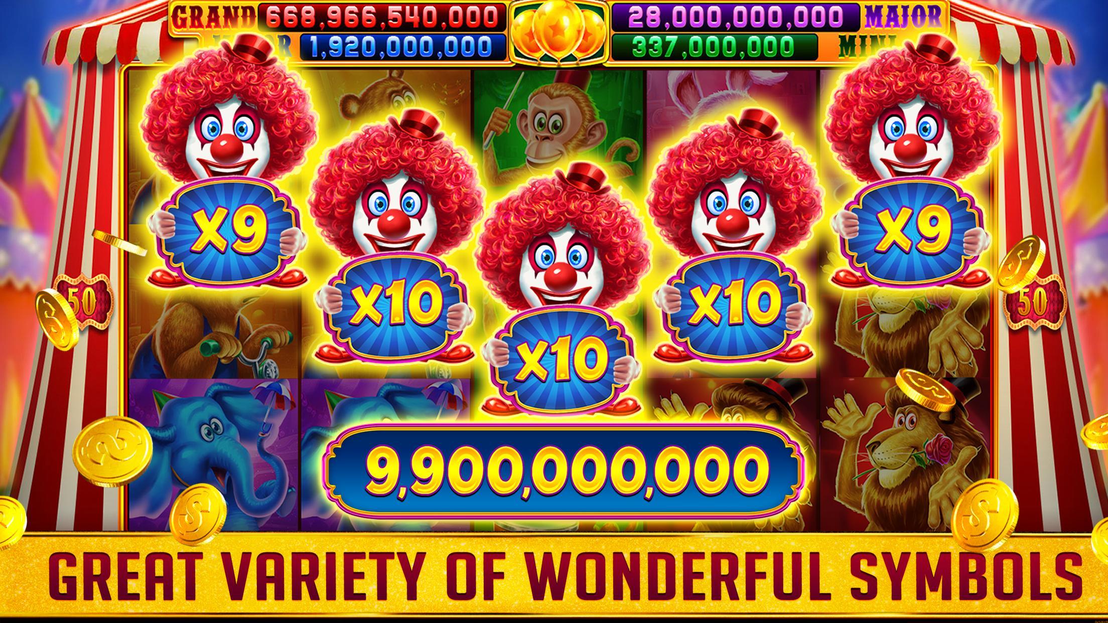 Spin2Win™ Slots - Real Vegas for Senior Slot Fan 3.1.2 Screenshot 3