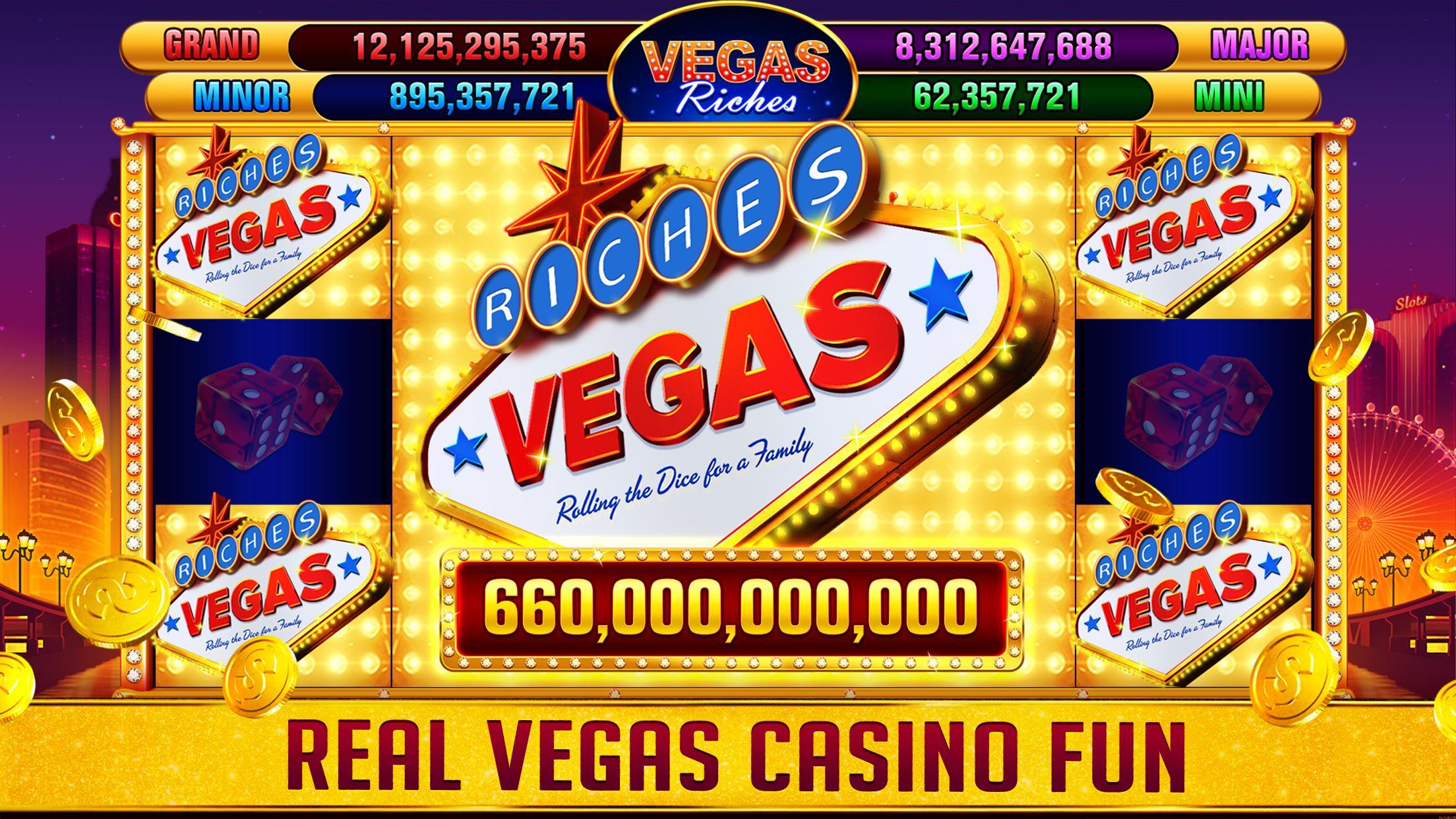Spin2Win™ Slots - Real Vegas for Senior Slot Fan 3.1.2 Screenshot 4
