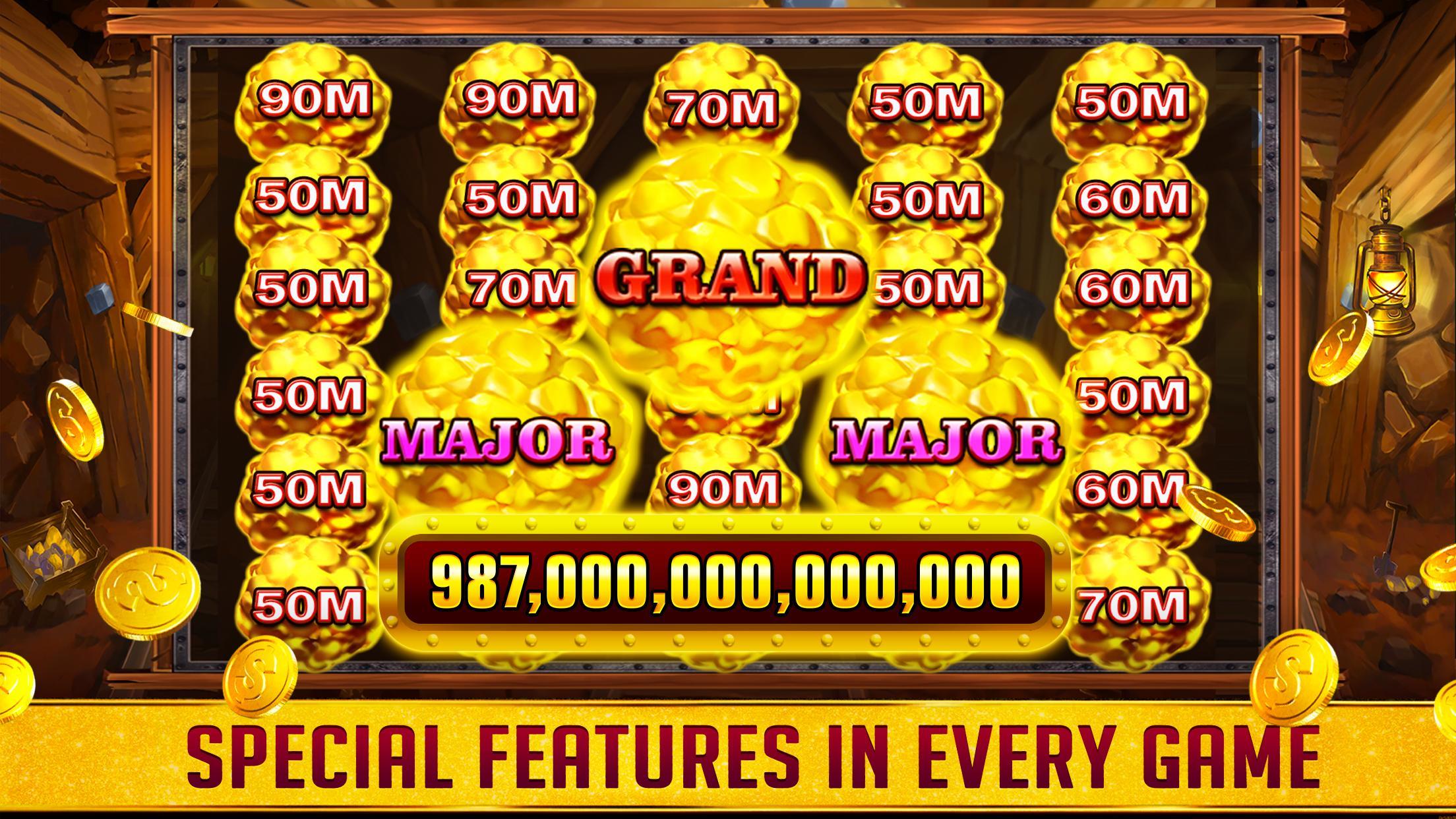 Spin2Win™ Slots - Real Vegas for Senior Slot Fan 3.1.2 Screenshot 5