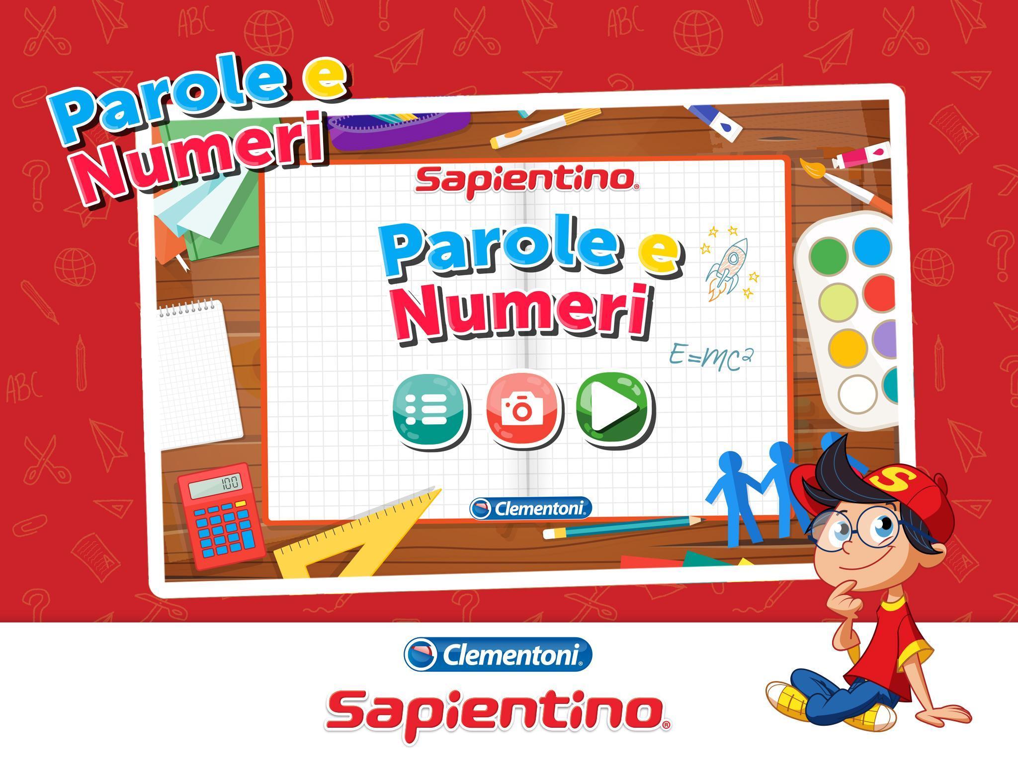 Sapientino Parole e Numeri 1.0 Screenshot 5