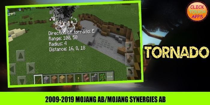 Tornado Mod 1.0 Screenshot 1