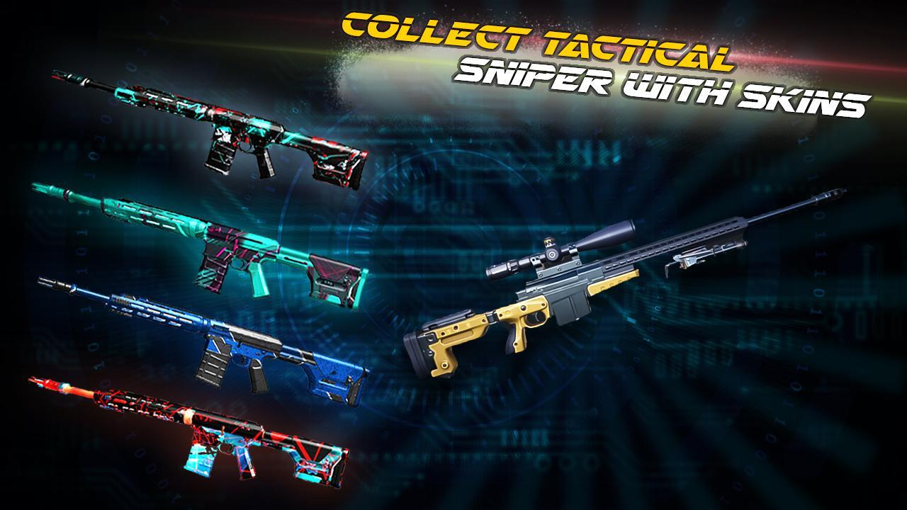 Modern Sniper 3d Assassin: New shooting Games 2020 3.0.2f2 Screenshot 11