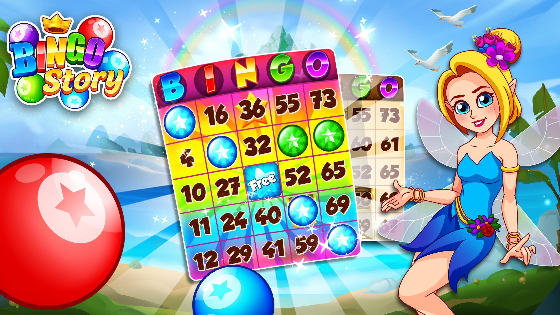 Bingo Story – Free Bingo Games 1.26.0 Screenshot 1