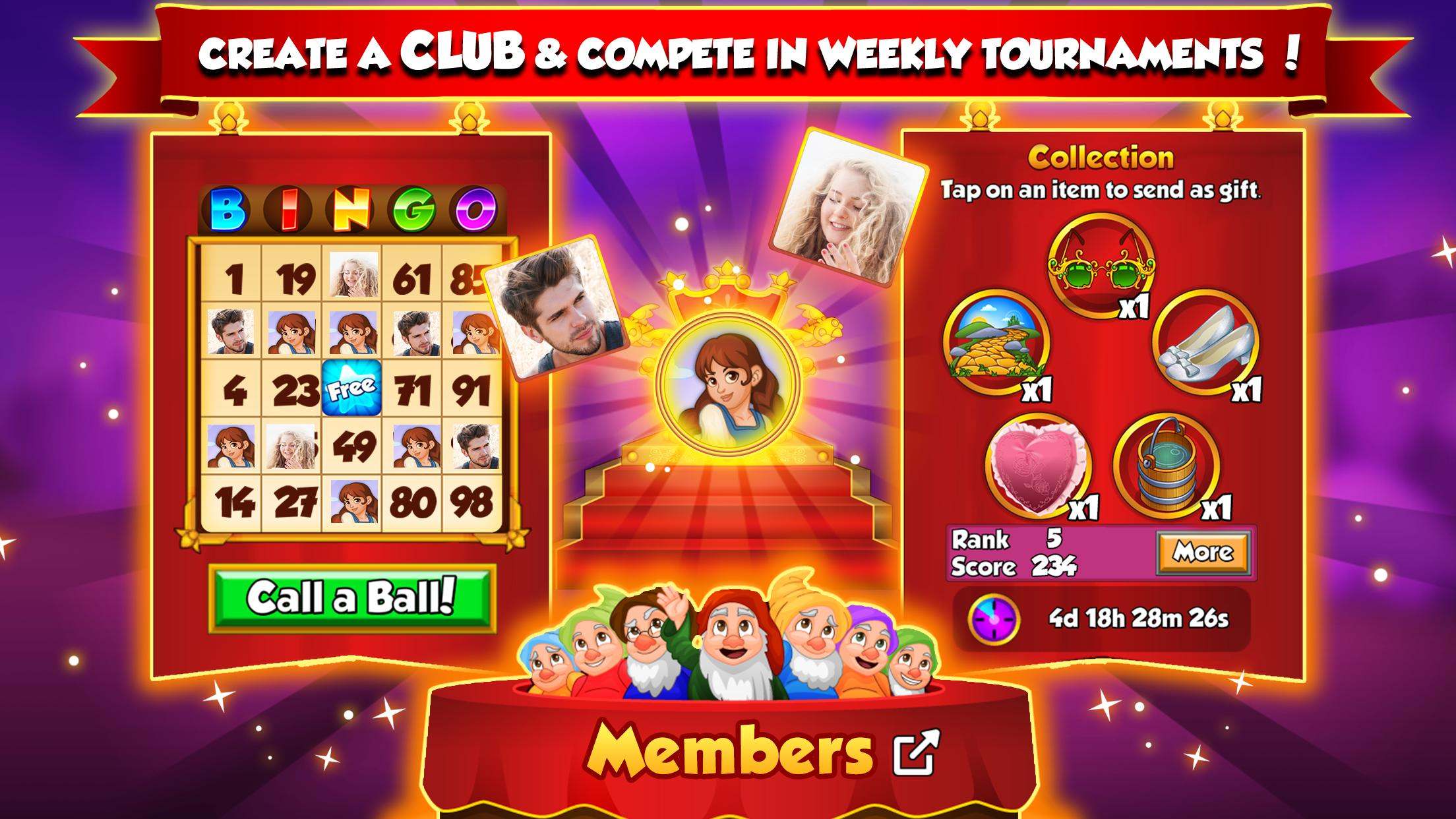 Bingo Story – Free Bingo Games 1.26.0 Screenshot 3