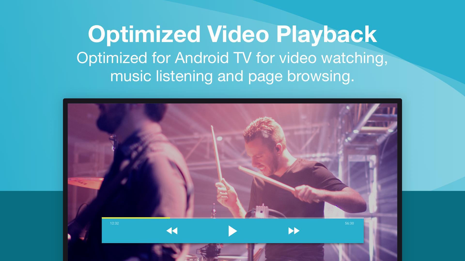 Puffin TV Fast Web Browser 7.7.2.30719 Screenshot 2