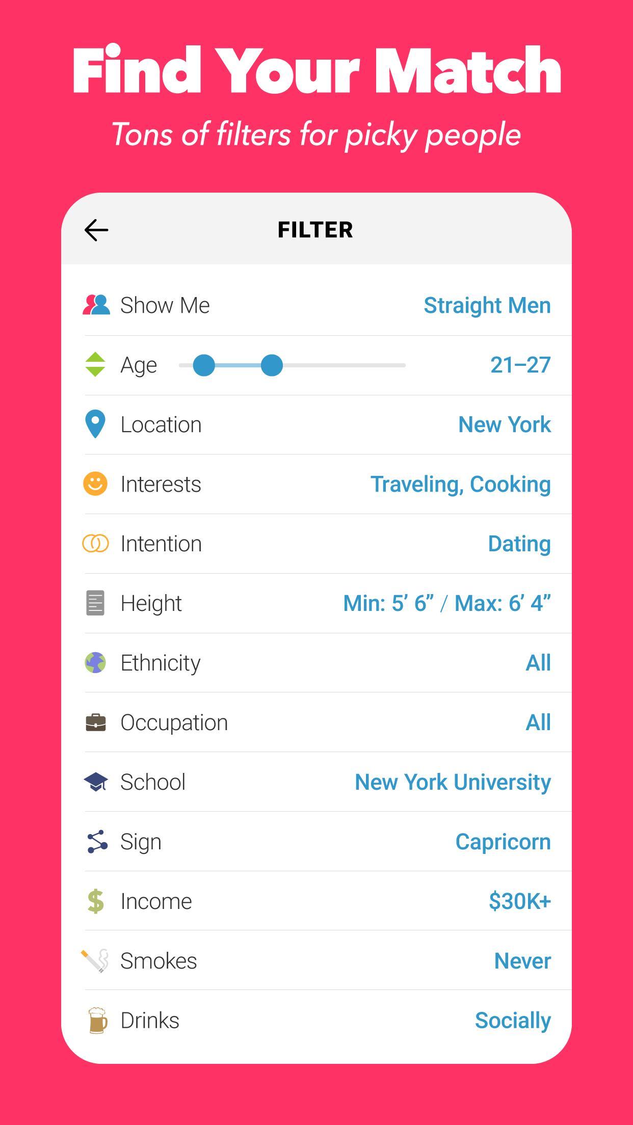 Clover Dating App 3.1.4 Screenshot 14