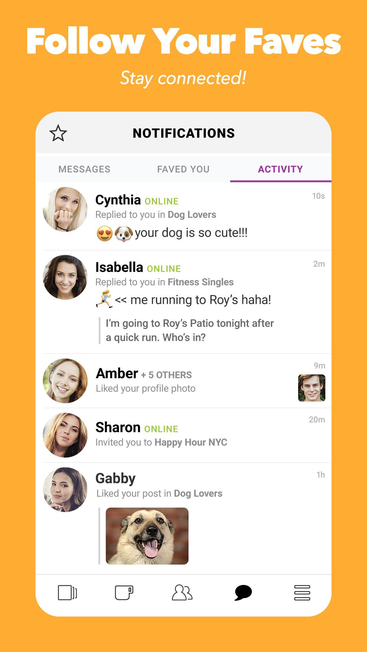 Clover Dating App 3.1.4 Screenshot 8