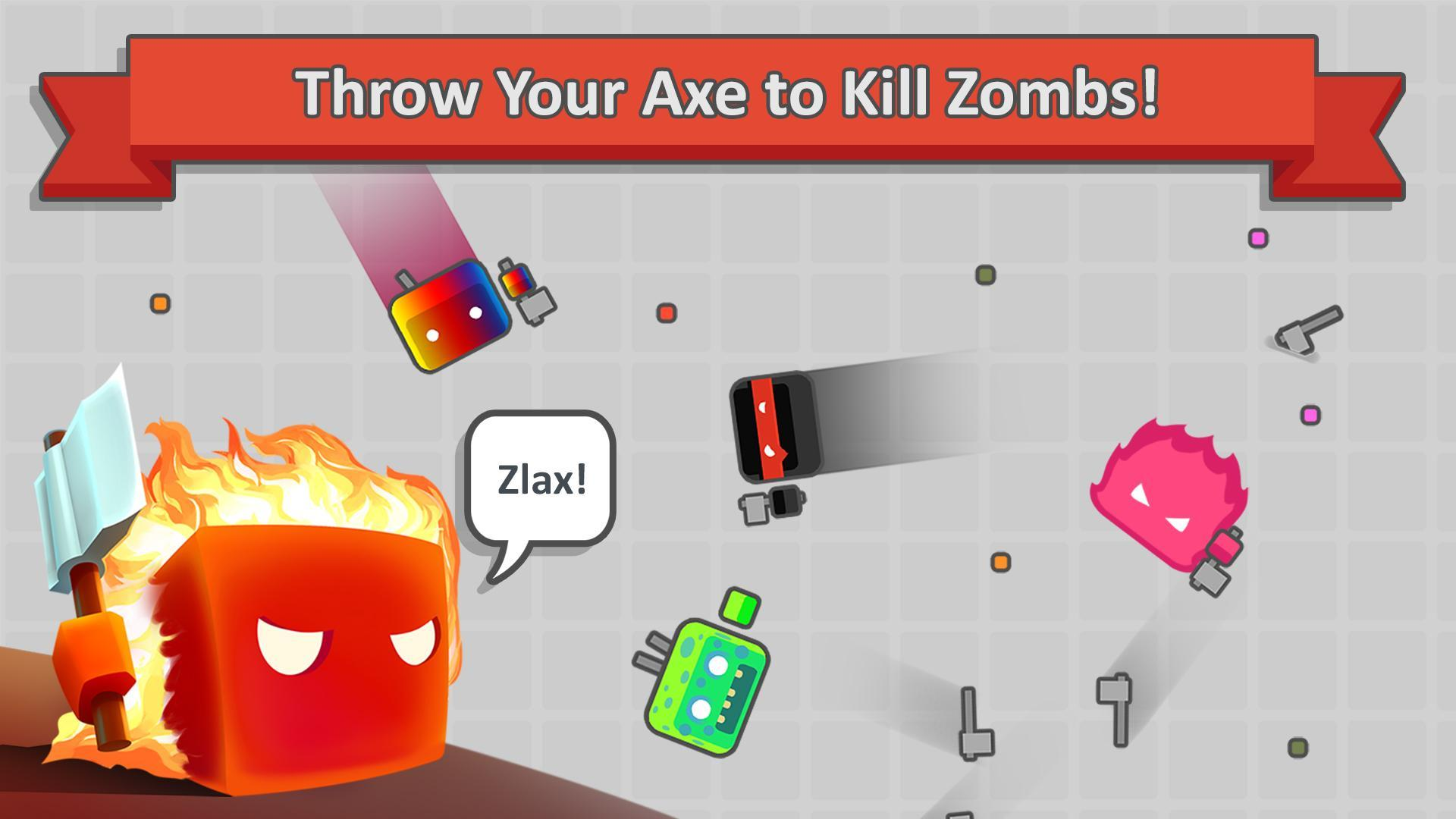 Zlax.io Zombs Luv Ax 1.9.1 Screenshot 1