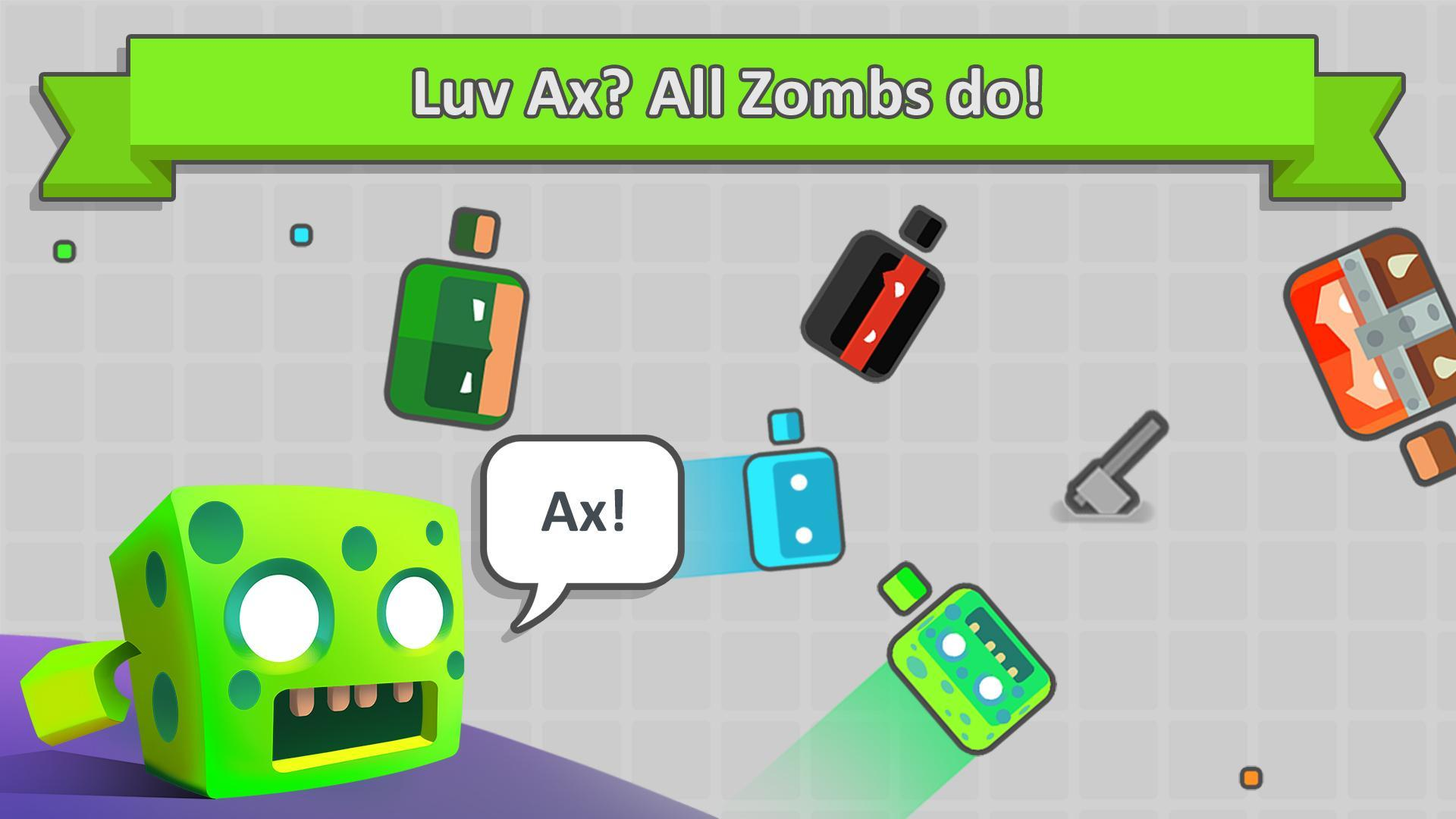 Zlax.io Zombs Luv Ax 1.9.1 Screenshot 3