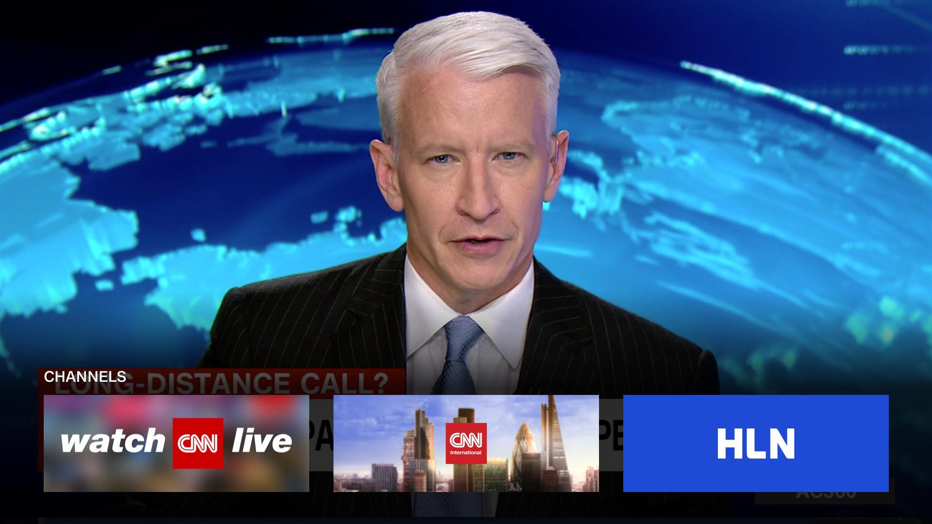 CNNgo for Android TV 2.9.0.445 Screenshot 1