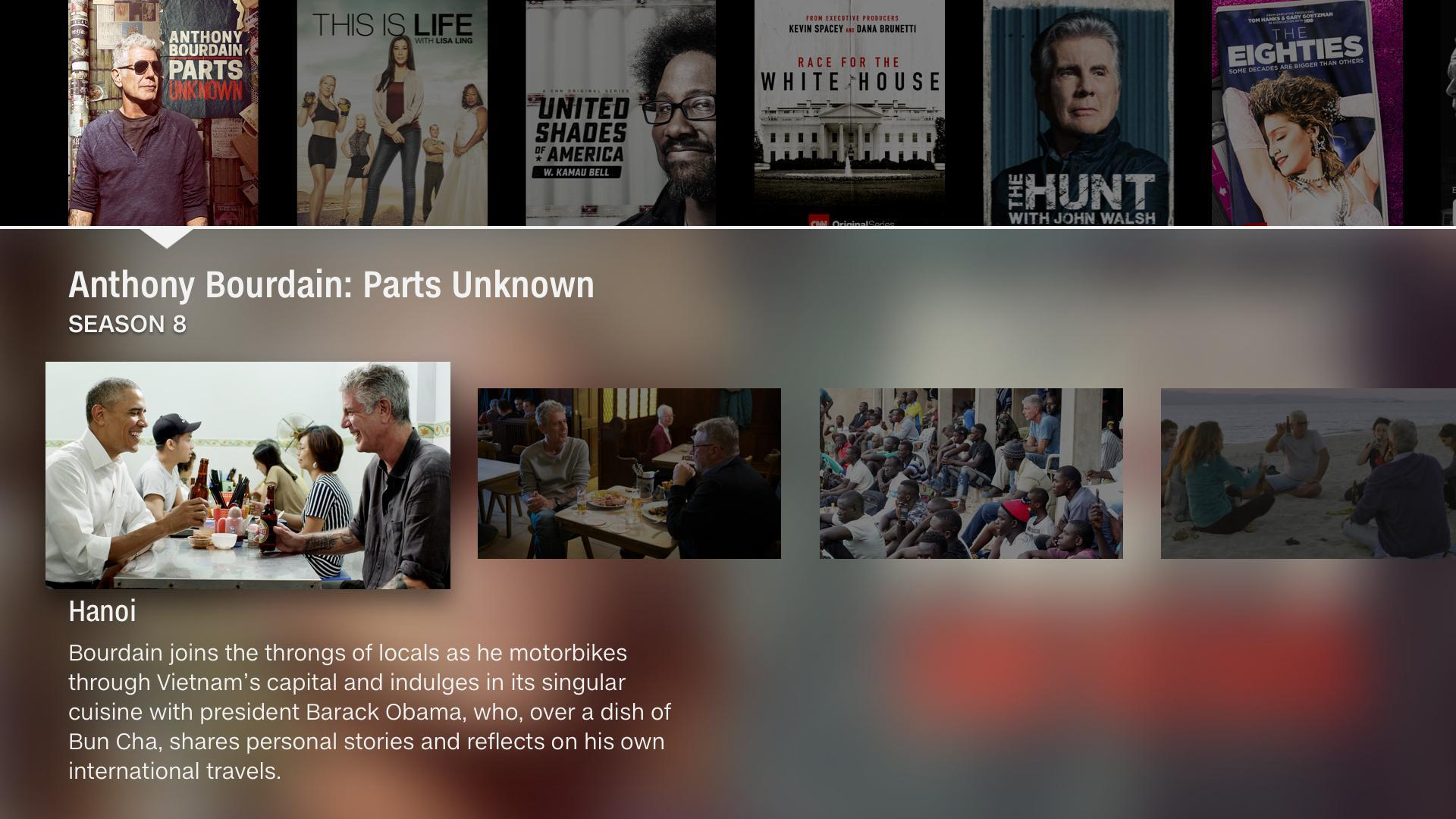 CNNgo for Android TV 2.9.0.445 Screenshot 4