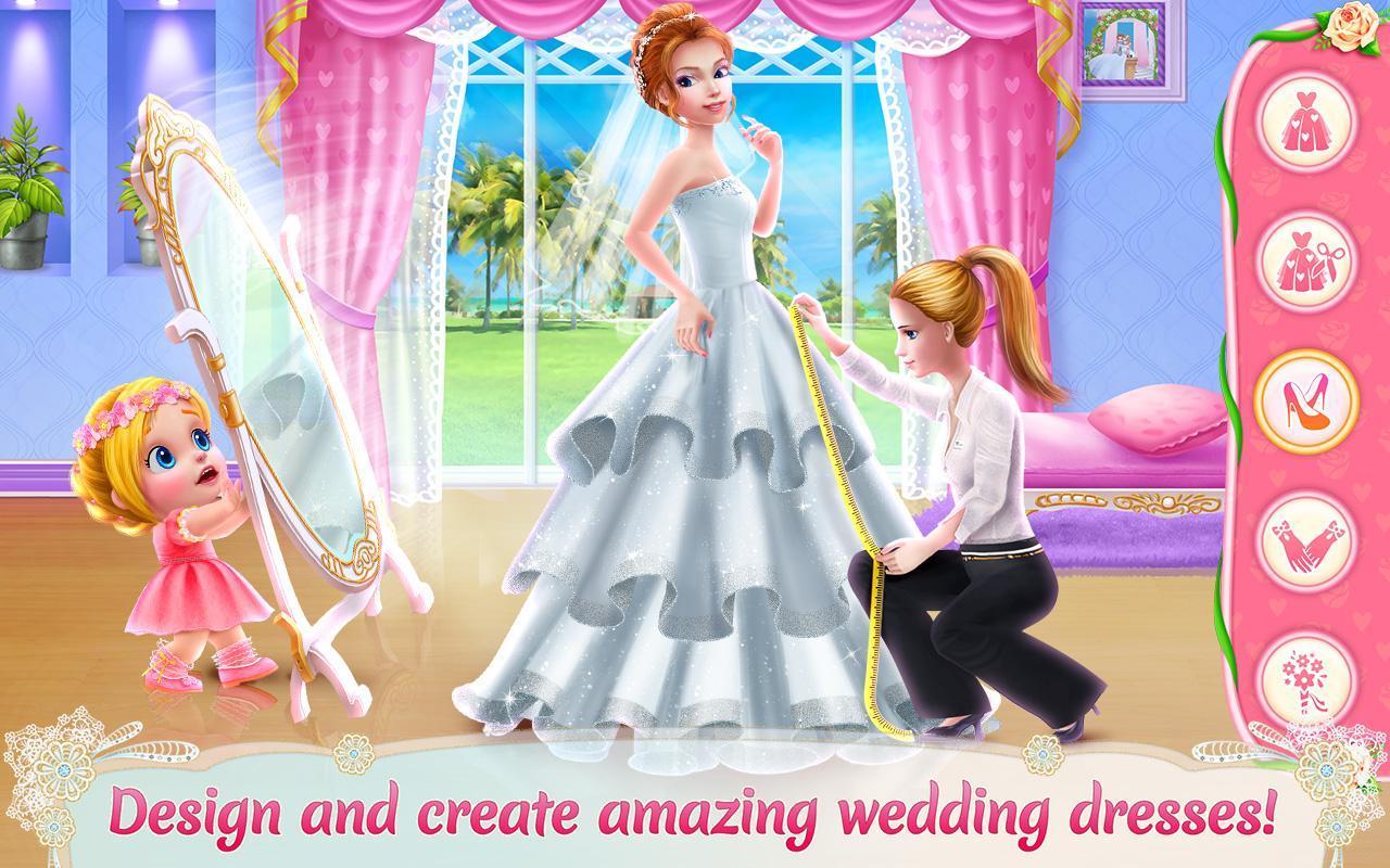 Wedding Planner 💍 - Girls Game screenshot