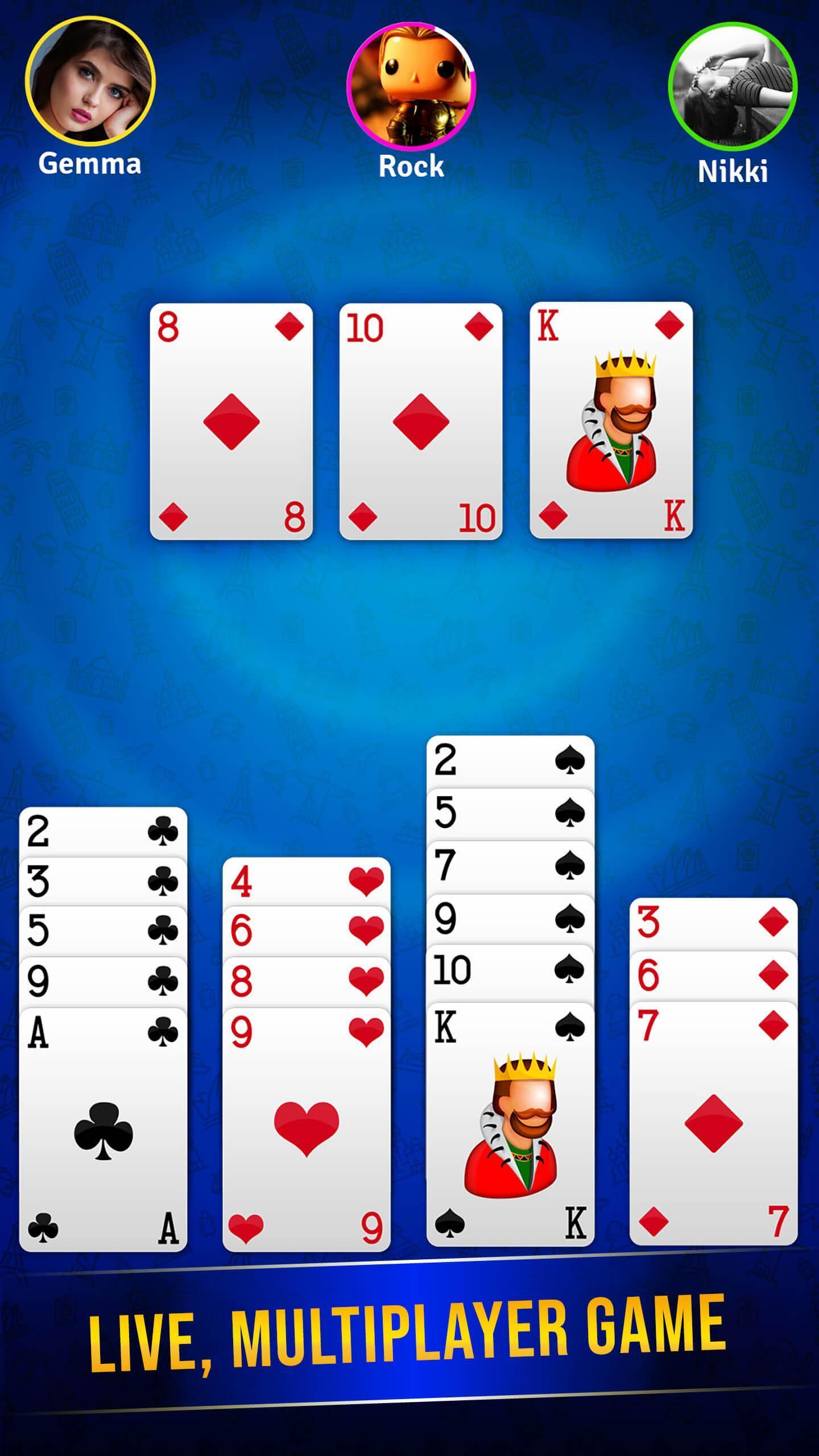 Donkey Master Donkey Card Game 3.54 Screenshot 1