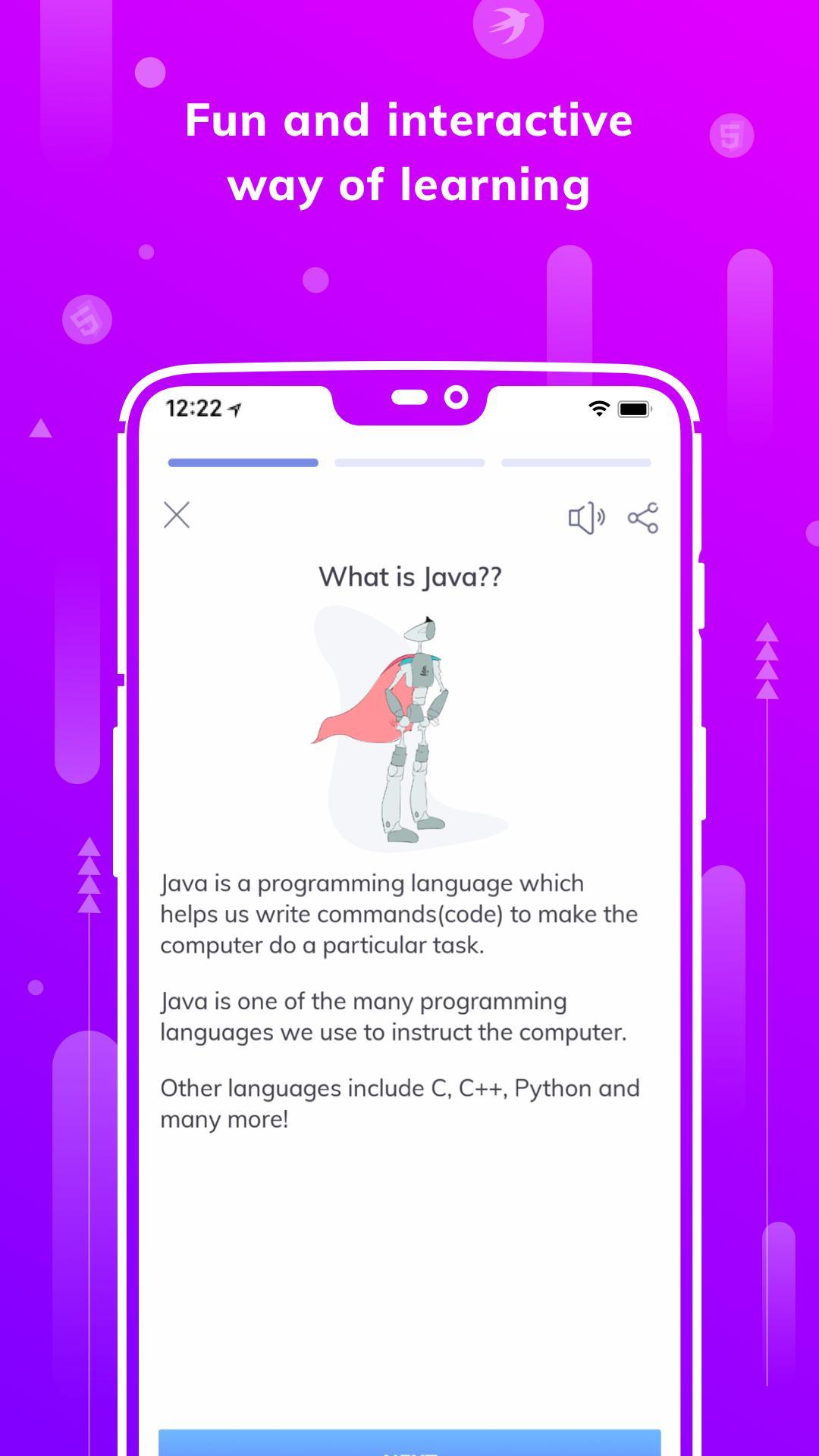 Programming Hub Learn to Code 5.0.14 Screenshot 4