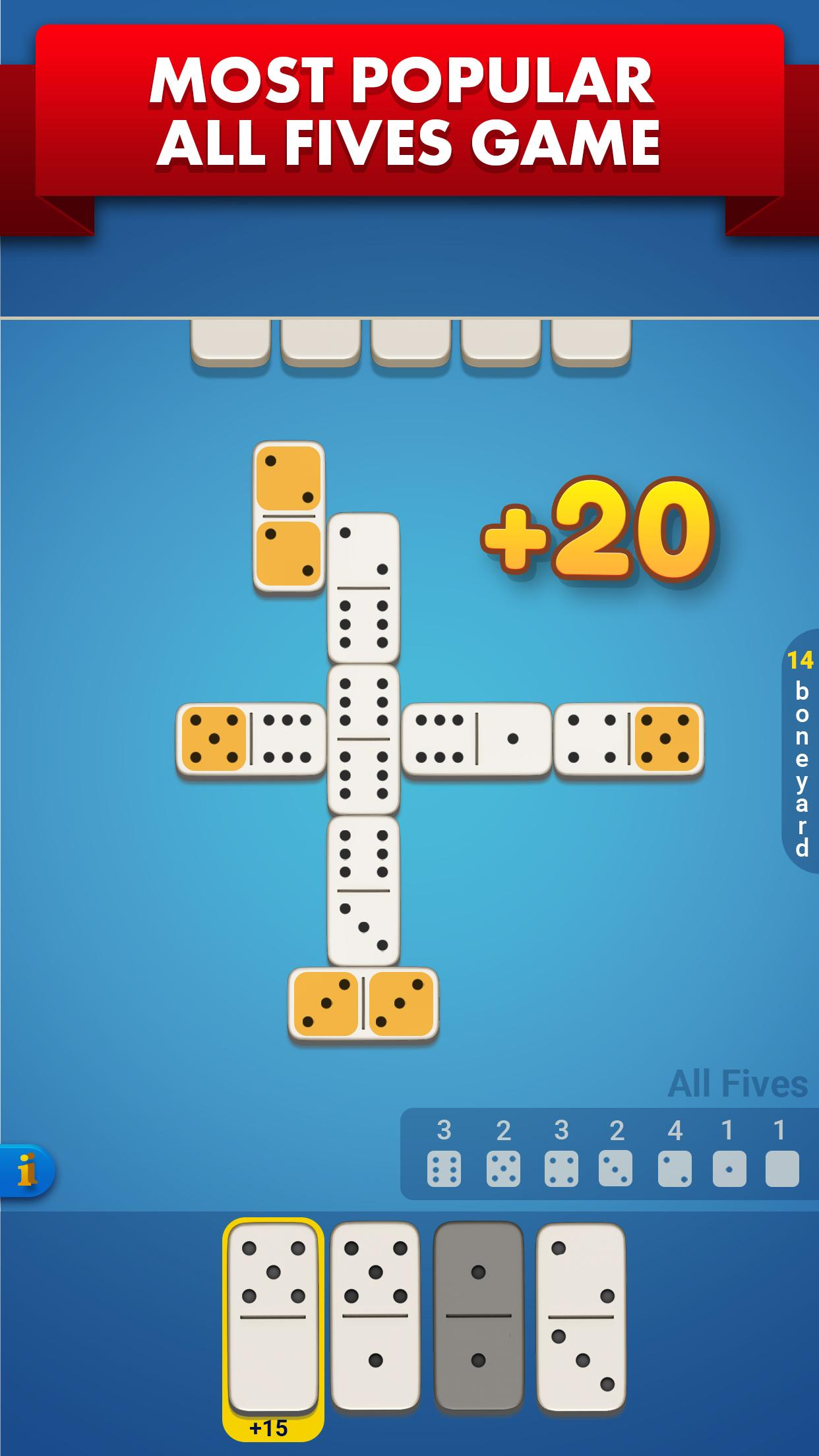 Dominos Party - Classic Domino Board Game 4.9.4 Screenshot 1
