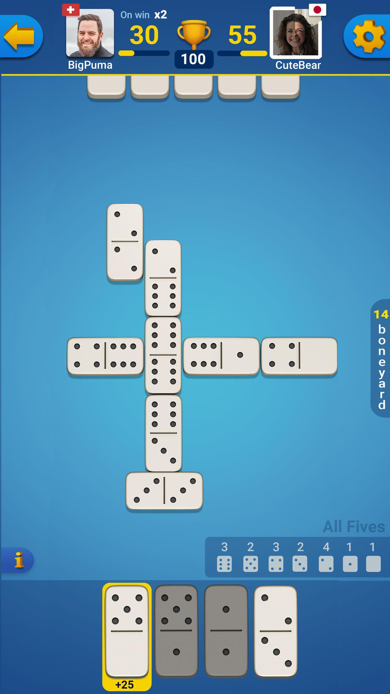 Dominos Party - Classic Domino Board Game 4.9.4 Screenshot 15