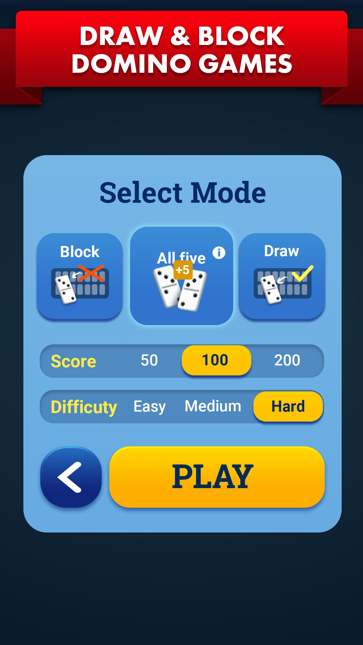 Dominos Party - Classic Domino Board Game 4.9.4 Screenshot 6
