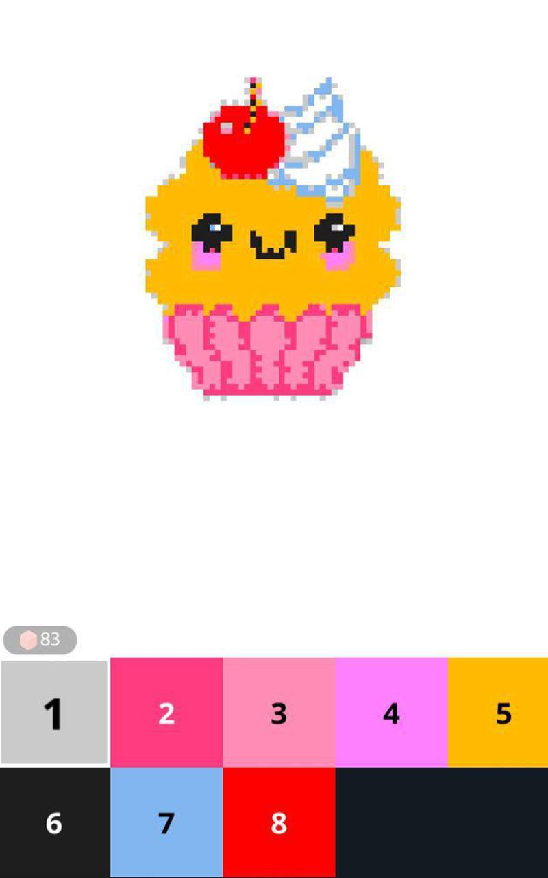 Pix.Color Color By Number Pixel Art 28 Screenshot 2