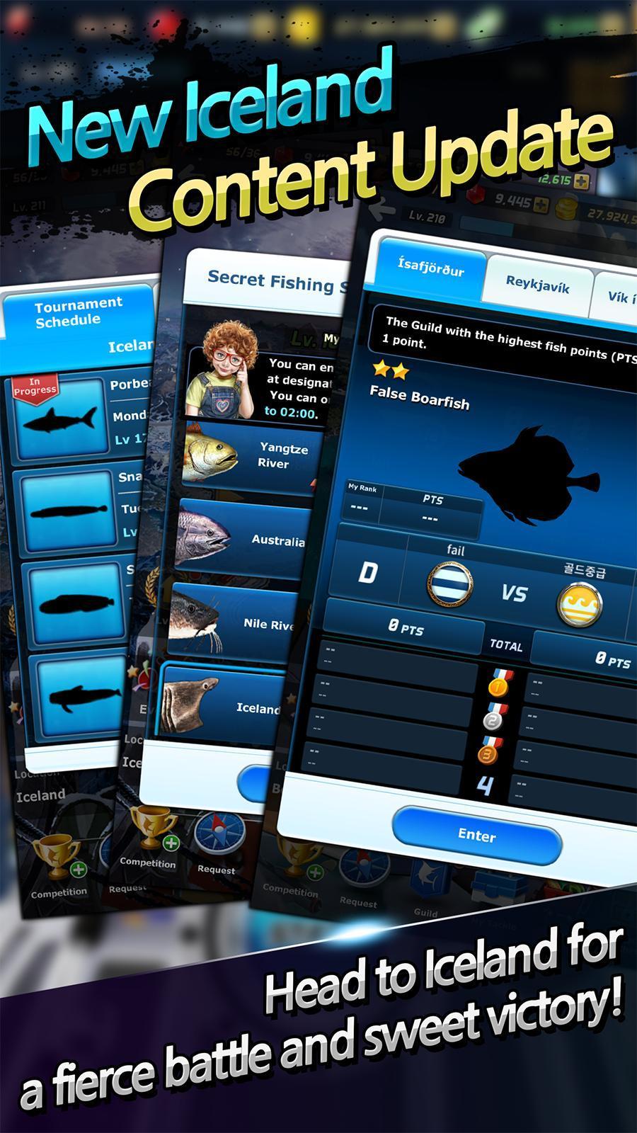 Ace Fishing Wild Catch 5.2.0 Screenshot 12
