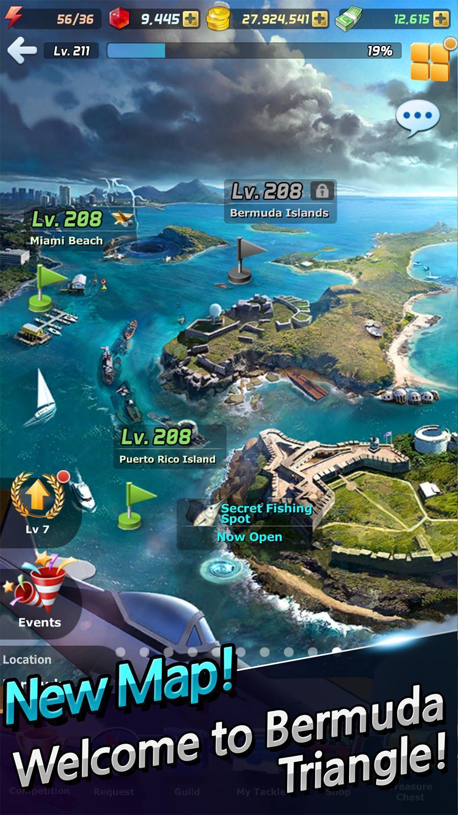 Ace Fishing Wild Catch 5.2.0 Screenshot 2