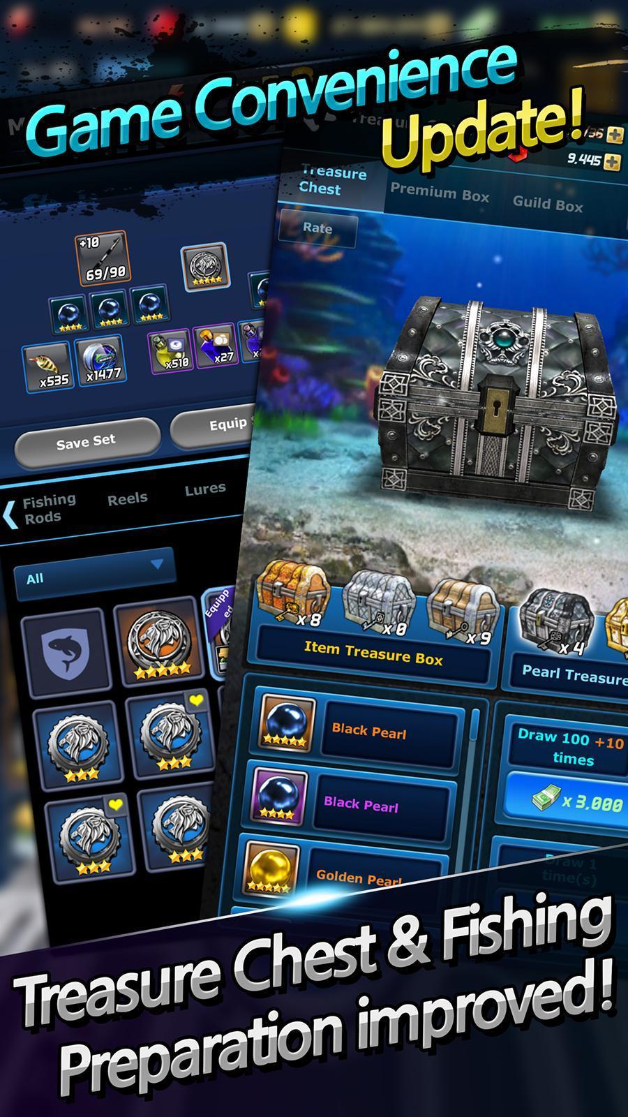 Ace Fishing Wild Catch 5.2.0 Screenshot 20