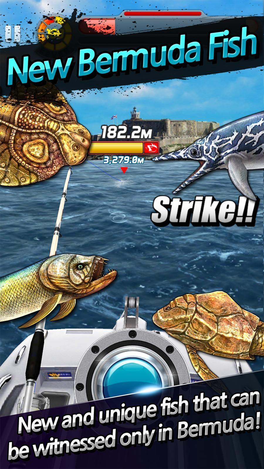 Ace Fishing Wild Catch 5.2.0 Screenshot 3