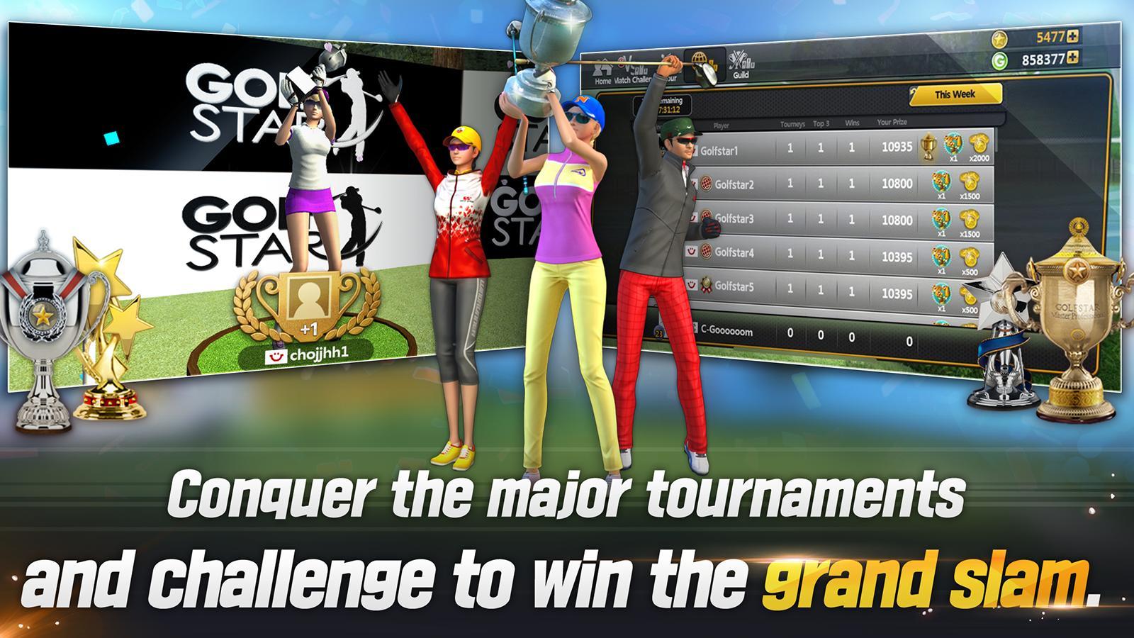 Golf Star™ 7.1.4 Screenshot 21