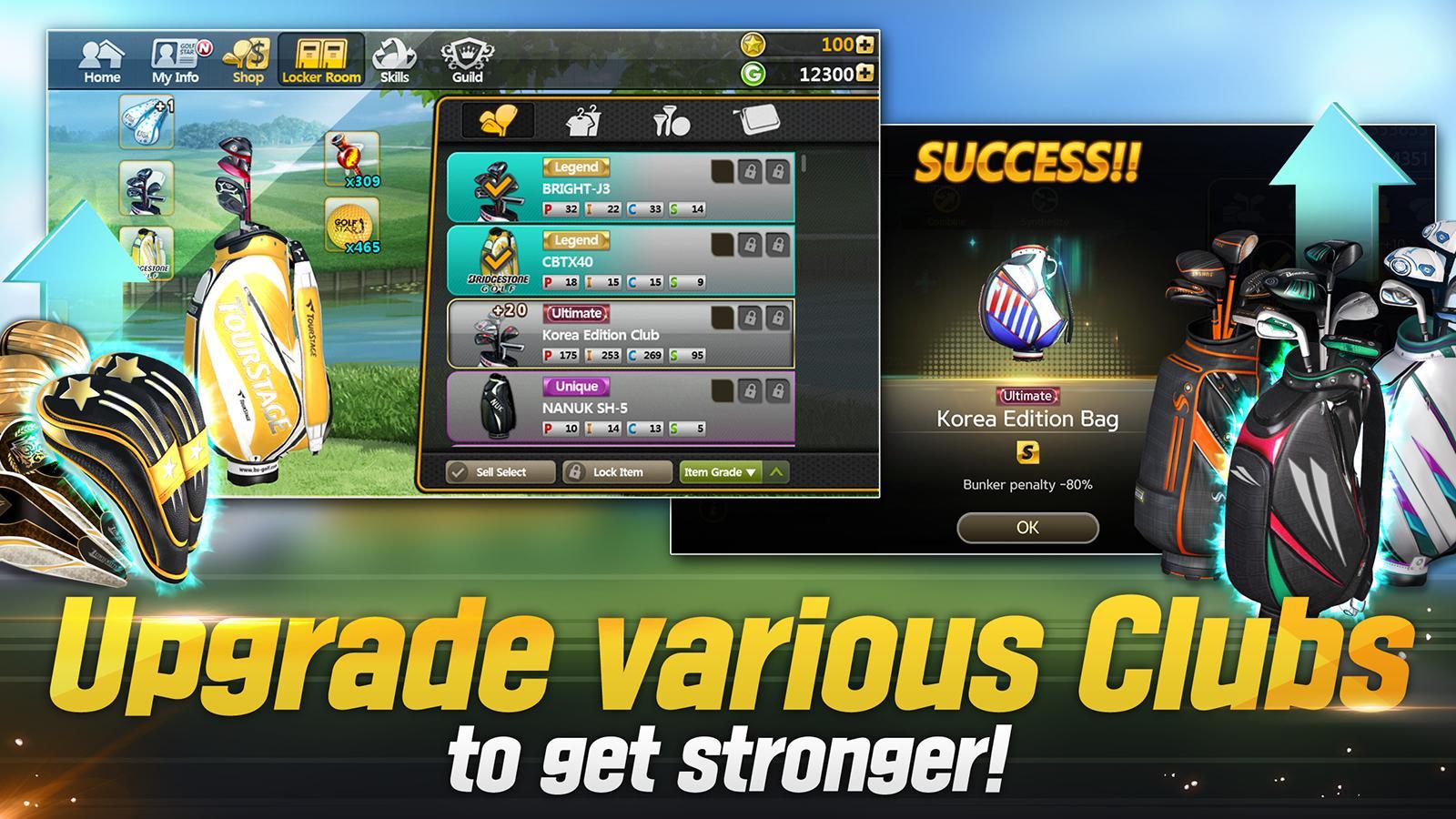 Golf Star™ 7.1.4 Screenshot 22