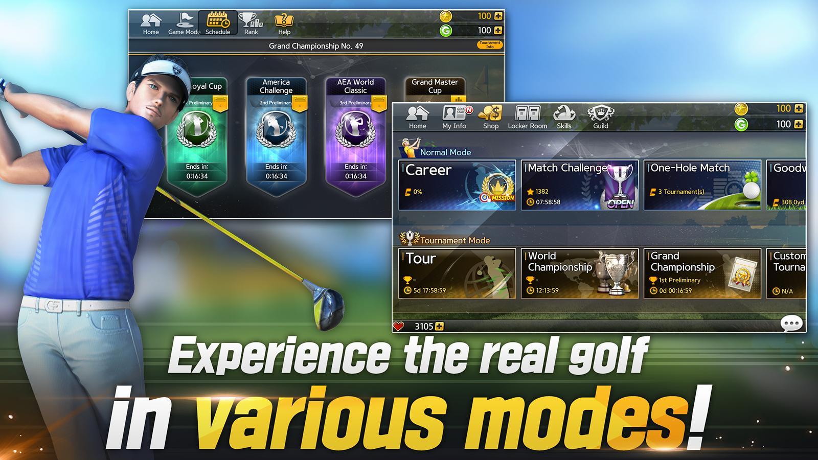 Golf Star™ 7.1.4 Screenshot 3