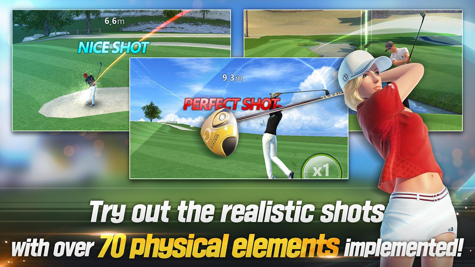 Golf Star™ 7.1.4 Screenshot 4