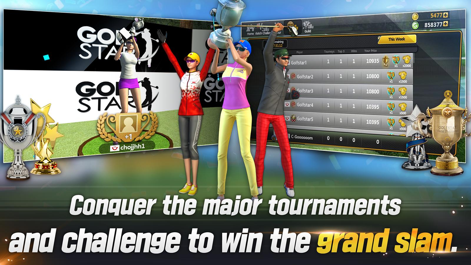 Golf Star™ 7.1.4 Screenshot 5