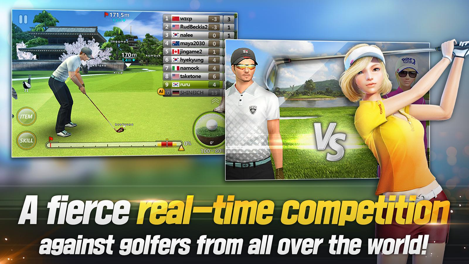 Golf Star™ 7.1.4 Screenshot 7