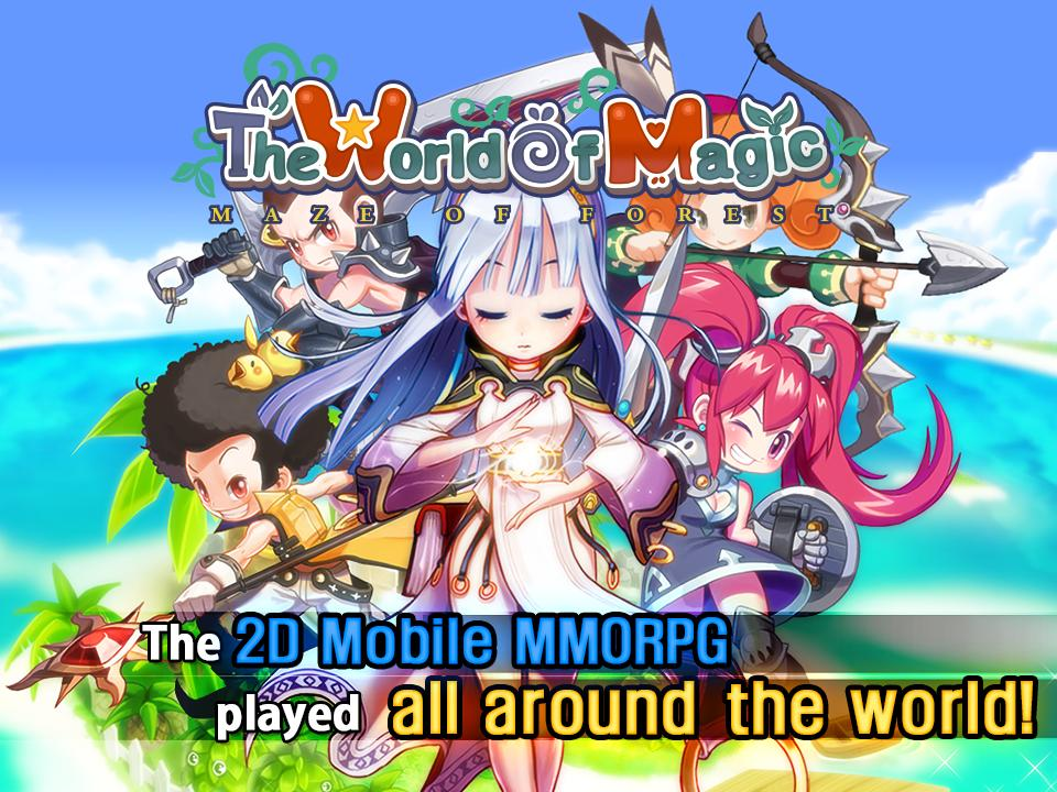 The World of Magic 2.6.2 Screenshot 1